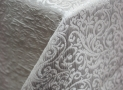 Byzantine White & Silver by Napa Valley Linens