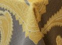 Annadel Mustard by Napa Valley Linens
