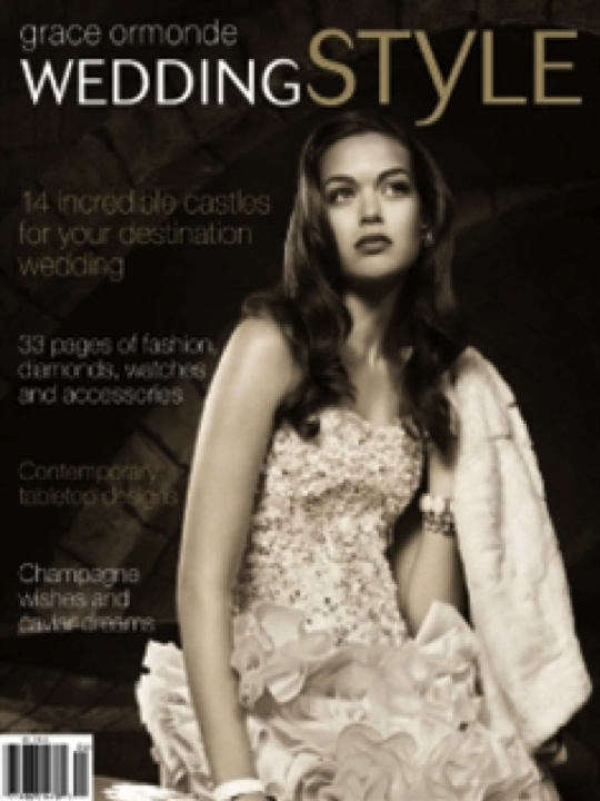 Grace Ormonde Magazine Cover, Asiel Design Interview