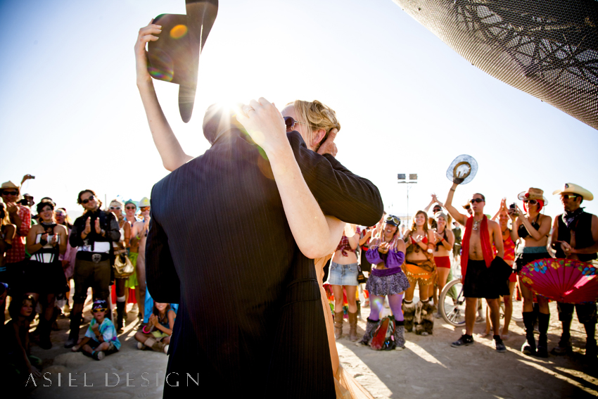 Burning Man Wedding | Black Rock City