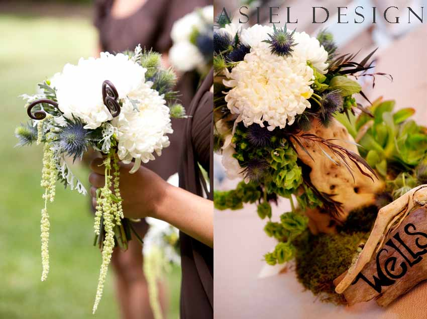 nestldown wedding  |  BRANCHES AND BUTTERFLIES