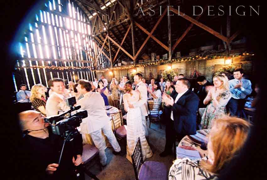 a little barn wedding  | HEALDSBURG COUNTRY GARDENS