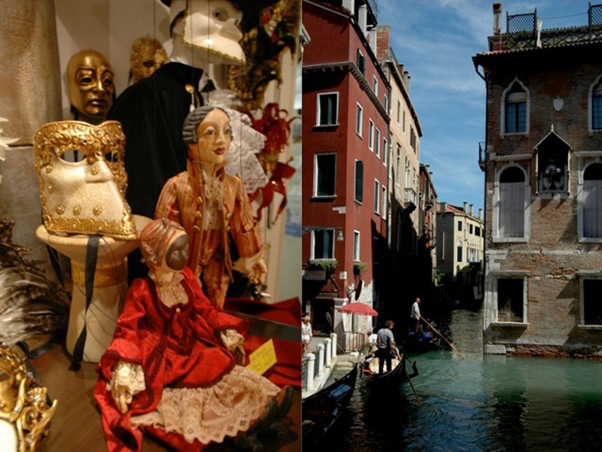 a world of imagination | VENICE