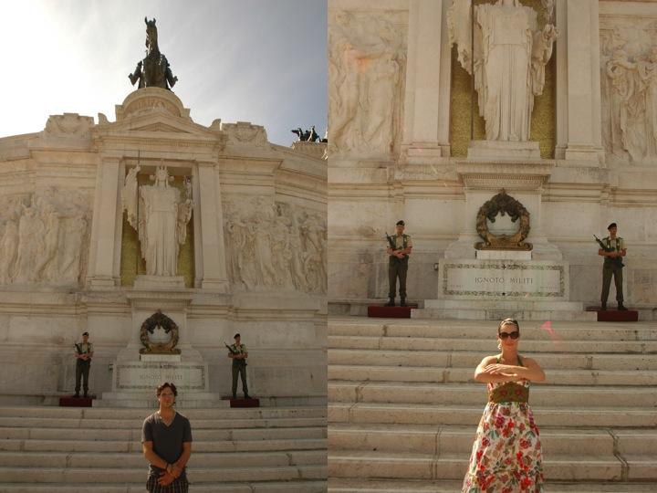 roman holiday  |  JONATHAN AND LINNAE'S ADVENTURES