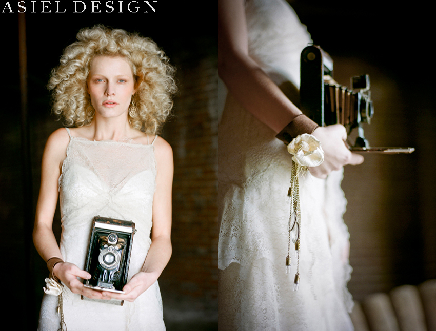 steampunk fashion | TODAY'S BRIDE MAGAZINE