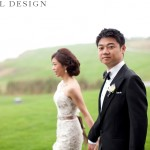 annick and von  |  RITZ CARLTON HALF MOON BAY