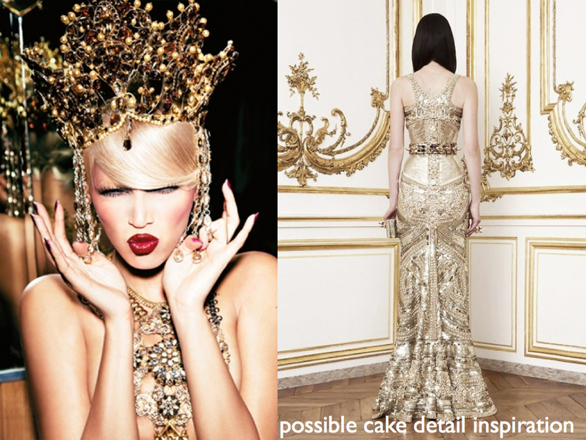 decadent glamour | photo shoots 1