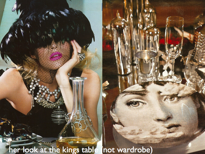 decadent glamour | photo shoots 10