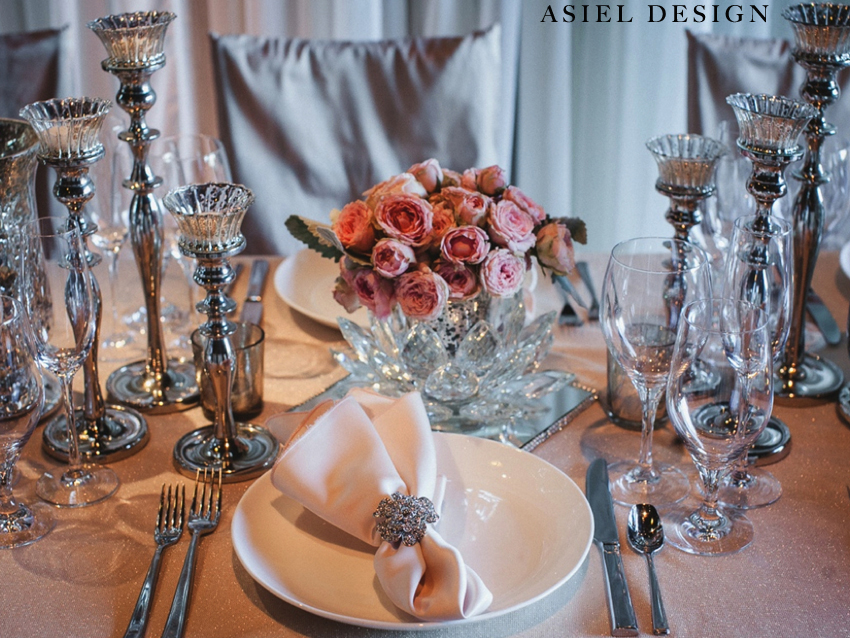 Feminine glam reception |  CASA AMORE.004