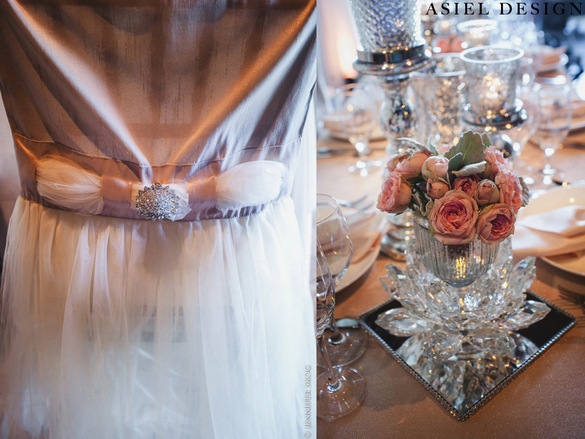 Feminine glam reception |  CASA AMORE.005