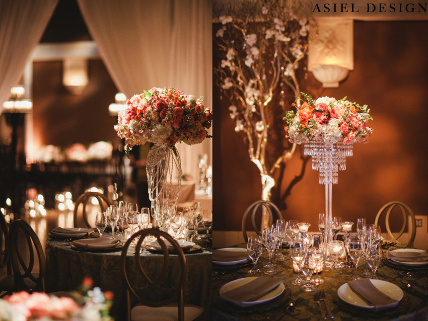 Feminine glam reception |  CASA AMORE.007
