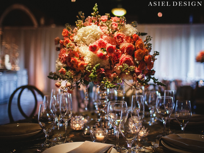 Feminine glam reception |  CASA AMORE.008