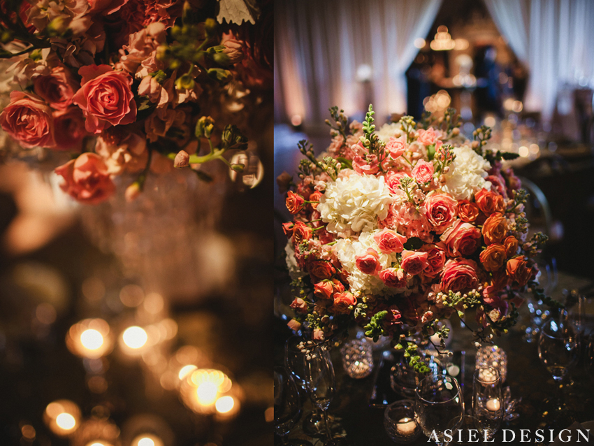 Feminine glam reception |  CASA AMORE.009