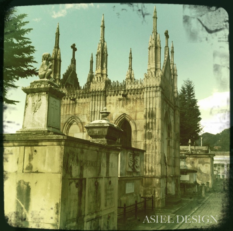 Asiel Design Premire Event Planners and Florists in California visit to Bogota Central Cemetery 003_