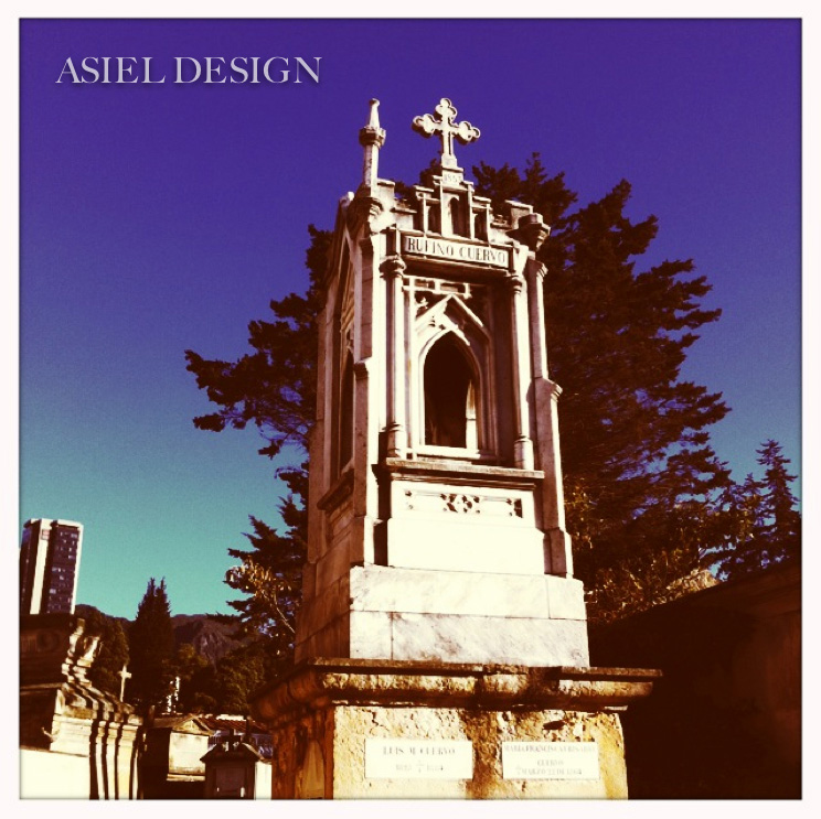 Asiel Design Premire Event Planners and Florists in California visit to Bogota Central Cemetery 015_