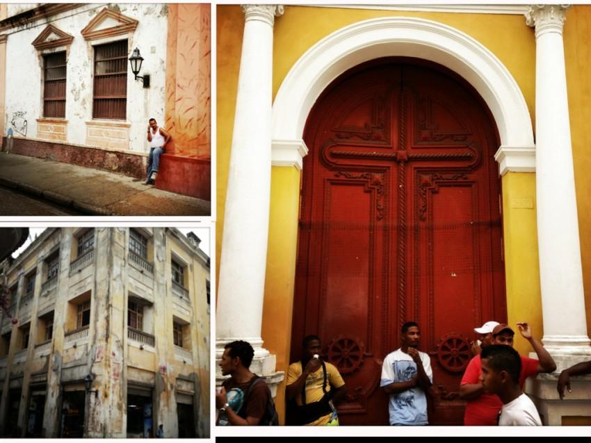 Cartegena Jon and Linnae Asiel Visit Colombia .007