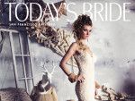 winter fantasy | TODAY'S BRIDE COVER