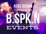 ASIEL DESIGN Launches B.SPK.N Events