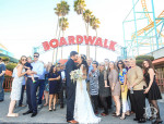 tallie + adam | SANTA CRUZ BEACH BOARDWALK